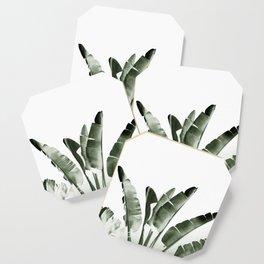 Traveler palm Coaster