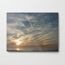 Katwijk aan Zee Metal Print