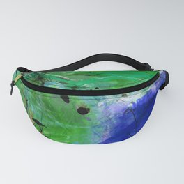 Abstract Composition 6I by Kathy Morton Stanion Fanny Pack