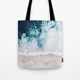 Ocean Fade Tote Bag