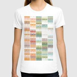 Lily pattern T-shirt