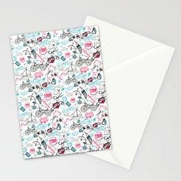 Traditional Medley Design - Boys Stationery Cards