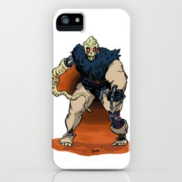 Nightcrawler (Inhumanoids) iPhone Case