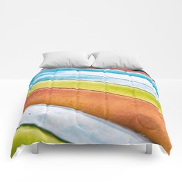 The Color of Kayaks... Comforters