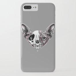 Shynx Half Skull iPhone Case