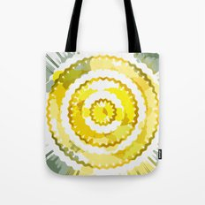 Digital and sunny Tote Bag