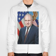 Official portrait of Secretary of Defense Richard B. Cheney Hoody