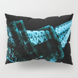 Paris Eiffel Tower Pillow Sham
