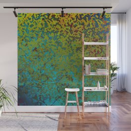 Colorful Corroded Background G292 Wall Mural