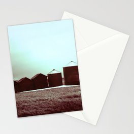 Silent Silos Stationery Cards