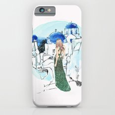 Meet Me In Santorini iPhone 6s Slim Case