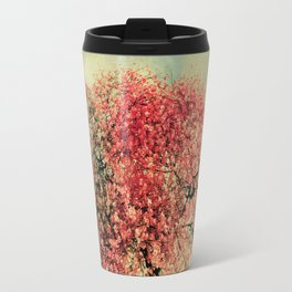 In our hearts there's always spring Travel Mug