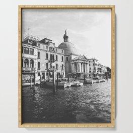 Nostalgic Venice Serving Tray