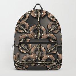 Gated in Subtle Tones Backpack