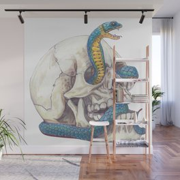 Life in Death Wall Mural