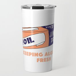 FOIL - Keeping Algebra Fresh Travel Mug