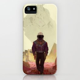 Fornax Void and the Meat King iPhone Case