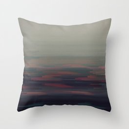 Glitched v.1 Throw Pillow