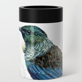 Tui, New Zealand native bird Can Cooler