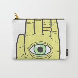 Godhand (Banana) Carry-All Pouch