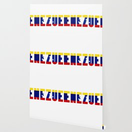 Venezuela Lettering Wallpaper