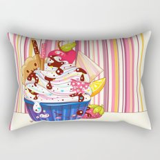 Sundae Darling Rectangular Pillow