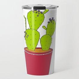Prickly Pear Travel Mug