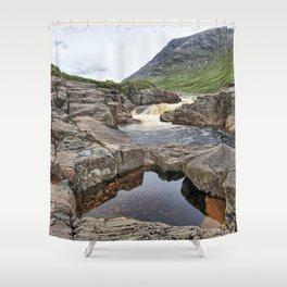 Glen Etive II Shower Curtain