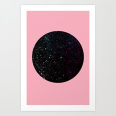In Another Galaxy Art Print