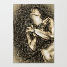 Ex/tasy #13 Canvas Print