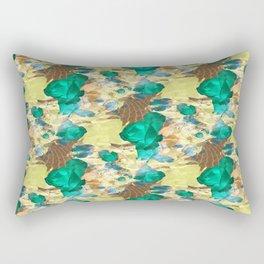 Sea Roses... Rectangular Pillow