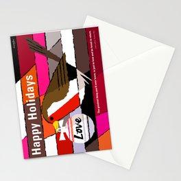 Holiday Robin Stationery Cards