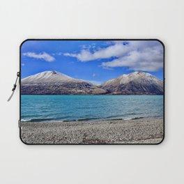 Twin Sister Peaks Laptop Sleeve