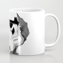 Stormtrooper 2 Watercolor art Print Empire Star paint Coffee Mug