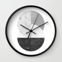 Abstract Circle  Wall Clock