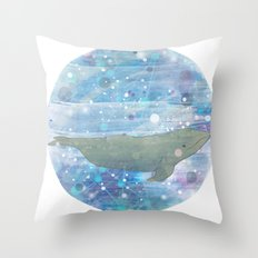 Illustration Friday: Round Throw Pillow