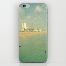 City by the Sea iPhone Skin