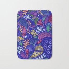 Tropical Jungle IV Bath Mat