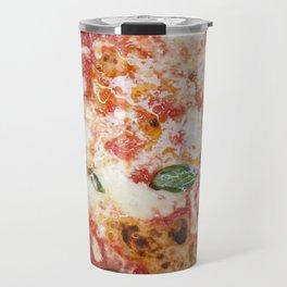 Pizza Margherita Travel Mug