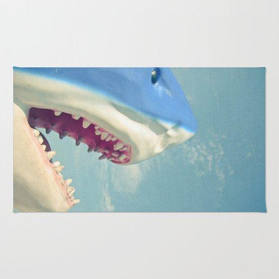 Shark! Rug