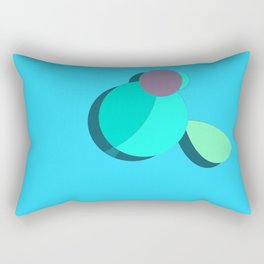 abstract thingy Rectangular Pillow