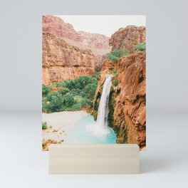 Havasu Falls / Grand Canyon, Arizona Mini Art Print