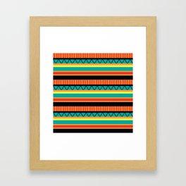 Pizzazz: 6 of 9 Framed Art Print