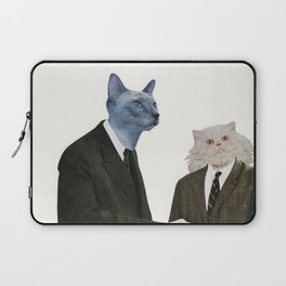 Cat Chat Laptop Sleeve