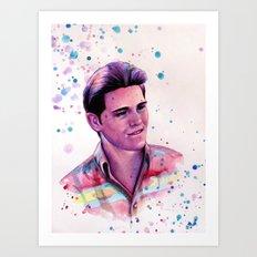 Jake Art Print