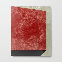 min4 Metal Print