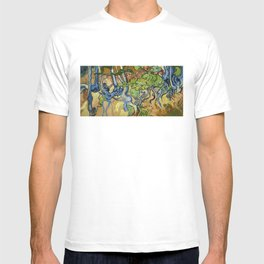 Tree Roots by Vincent van Gogh (July 1890) T-shirt