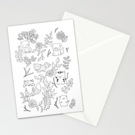 LittleFriends Stationery Cards