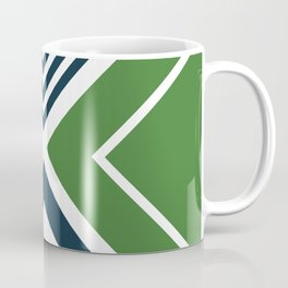 Nautical geometry 4 Coffee Mug