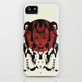 The Fortune Teller iPhone Case